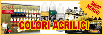 colori acrilici per dipingere modellismo militare soldatini carri ,acrylic colors for paint militar model ,vallejo,army painter lifecolor